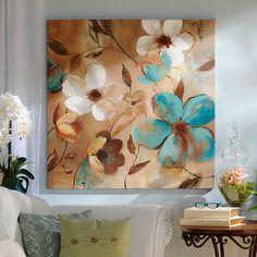 Color of Life Canvas Art Print   Kirklands