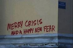 Merry crisis  (After the crisis the bayou belt was left destroyed and in poverty)