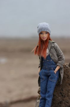 Hang out with Barbie