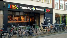 Netherlands | Countries | Tucano Coffee Netherlands Country, Ethnic Design, Coffee Shops, Countries, Design Inspiration, Shopping, Toco Toucan
