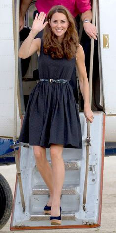 Kate Middleton's Most Memorable Outfits Ever! - September 17, 2012 from #InStyle