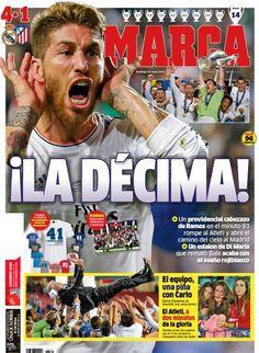La Décima del Real Madrid