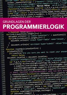 'Grundlagen der Programmierlogik' von Marcus Pérez