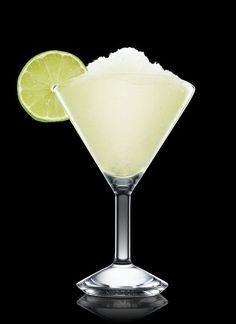 Receita Frozen Margarita