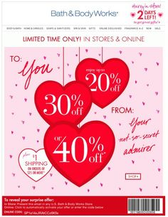 Check out offers from Bath & Body Works using GeoQpons app on your phone. Visit www.geoqpons.com