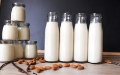 Almond Milk is paleo, whole 30 and vegan friendly. Not only is it super tasty but free from gluten, dairy/lactose and grains.