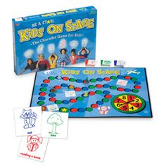 This board game is great for ages years. This game can be completed in 30 minutes or less with 2 or More Players. University Games Kids on Stage Board Game Charades For Kids, Charades Game, Board Game Online, Online Games, Family Game Night, Family Games, Group Games, Windows 10, Gaming