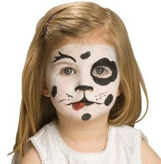 Turn the kids into their favourite pet with our easy to use Snazaroo Dog face painting. Using three simple colours create the ultimate furry face. Puppy Face Paint, Dog Face Paints, Mime Face Paint, How To Face Paint, The Face, Face And Body, Face Painting Designs, Painting Tutorials, Artistic Make Up