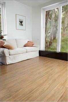 Spotted Gum Flooring - this is the colour I'm after. :)