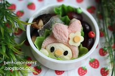 so sweet. I think I have to try this one. My Melody!