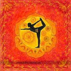 Svadhistana chakra Sagrado: asociado  con la sexualidad, sensualidad, sentimiento, placer... Esto conduce nuestros deseos y despierta nuestros apetitos vitalicios.