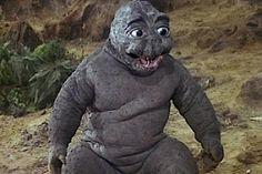 Minilla (pronounced Meanya aka Baby Godzilla/Godzilla Junior) Appearances: Son of Godzilla, Godzilla's Revenge, Godzilla vs. Mechagodzilla II, Godzilla vs. SpaceGodzilla, Godzilla vs. Destoroyah