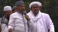 Aksi 313, Habib Rizieq dan Amien Rais Akan Ikut Menyemarakkan !