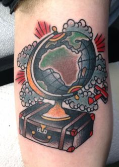 This is a good tattoo. Virginia at NY Adorned