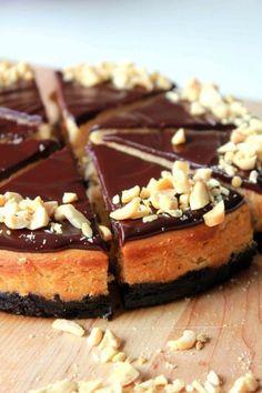 Yummy yummy Kuchen! 3 unglaublich gute Erdnussbutter-Schokoladen-Rezepte!