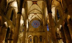 Eglesia de Santa Maria del Mar (Barcelona, Spain)