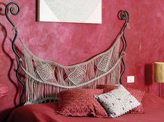 Oltre 1000 idee su pareti camera da letto rosa su - Camera da letto rosa antico ...