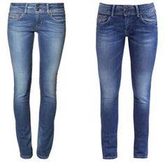 Pepe Jeans Ladies Edition Pant Vaqueros Slim Fit vaqueros 2 vaqueros Slim pepe Pant Ladies Jeans Fit Edition Noe.Moda
