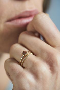 Dear Rae | Fancy Pants Diamond Ring Collection  #DearRae #DearRaeJewellery #DiamondRings #ColourDiamonds #EngagementRings #BrownDiamondRing #RoseCutDiamond