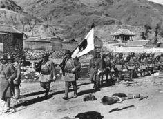 Japón afirmó que sus tropas habían sido atacadas por soldados chinos, y con esa excusa lanzaron una invasión a gran escala de China.