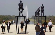 Architects profiled in Versailles sculpture garden | Architecture And Design