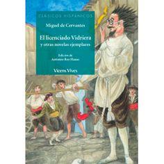 Narrativa. Clásico español del siglo XVII. Las Novelas ejemplares de Cervantes.