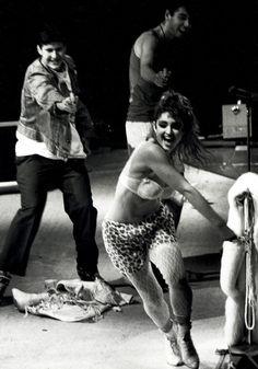 Beastie Boys vs. Madonna