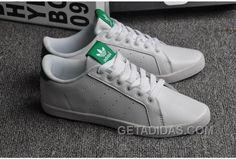 550ef2357f720 Soldes Trouver Le Plus Grand Choix De Femme Adidas Stan Smith Blanche Vert  Chaussures 2016 Lastest R5t7ZRM
