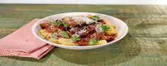 Yia Yia's Sunday Sauce And beef short ribs. Don't miss out on making a tasty staple of any Italian household.