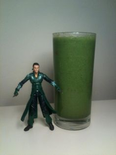 Avengers assembled on set, for the GGS (Glowing Green Smoothies) from diet consultant Kimberly Snyder, author of The Beauty Detox Solution (blog linked here). She got them off Gatorade and on to coconut water, and helped them eat healthy while they were scrunched into their tight costumes.