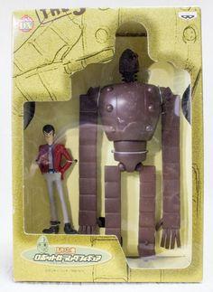 Lupin the 3rd Third Lupin & Robot Figure JAPAN ANIME MANGA