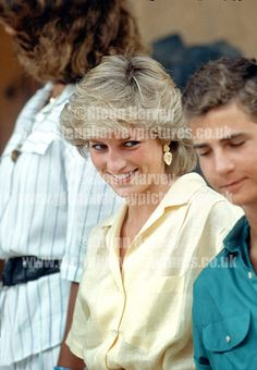 HRH Diana, Princess of Wales photographed by award winning photographer Glenn Harvey. Prints and more for sale from our extensive Royal and celebrity photo library. HRH Princess Diana on holiday at the villa of King Juan Carlos, Majorca, Spain August 1987