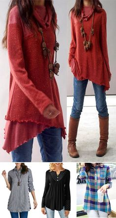 hot sale long sleeve tops for fall