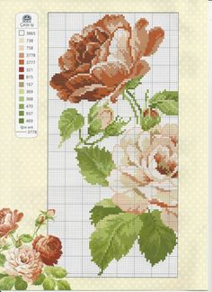 Discover thousands of images about İsim: Görüntüleme: 933 Büyüklük: KB (Kilobyte) Cross Stitch Pillow, Cross Stitch Rose, Cross Stitch Flowers, Cross Stitch Charts, Cross Stitch Designs, Cross Stitch Patterns, Embroidery Patterns Free, Rose Embroidery, Cross Stitch Embroidery