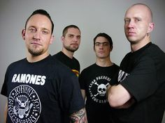 Volbeat...my new favorite band