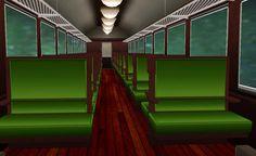 MMD Train Stage by amiamy111.deviantart.com on @DeviantArt