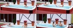 Swim spa 9198a