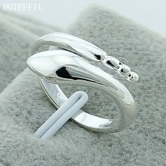 2.44$  Watch now - Hot Sales 925 Sterling Silver Rings Women Charm  Fashion High Quality Silver Rings Factory Outlet   #magazineonline