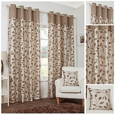 Great prices on your favourite Home brands, and free delivery on eligible orders. Bedroom Curtains With Blinds, Apartment Curtains, Cute Curtains, Luxury Curtains, Elegant Curtains, Printed Curtains, Colorful Curtains, Indian Room Decor, Rideaux Design