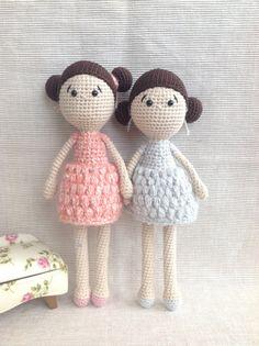 SOPHIE Amigurumi Doll Crochet Doll Handmade Doll by Manuska