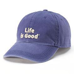 Life is Good ''Life is Good'' Baseball Hat, Women's,