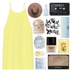 """""""99 ; TOP SET ♡ taking a break - rtd"""" by faith-and-metanoia ❤ liked on Polyvore featuring TIBI, Essie, Butter London, Deborah Lippmann, Korres and NARS Cosmetics"""