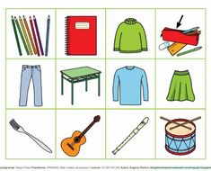 Jugamos_a_buscar_el_intruso_intrusos_pictogramas_ARASAAC_2 Clip Art, Classroom, Activities, Special Needs, Educational Games, Autism Activities, Phonological Awareness, Inference, Working Memory