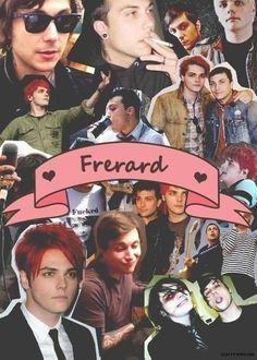 Frerard ~ MY Chemical Romance