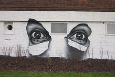 Stattbad wedding free expression wall by MTO (Berlin, Germany)