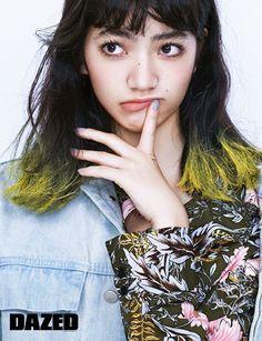 Nana Komatsu - Dazed Korea
