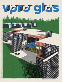 bungalows - Leonie Bos