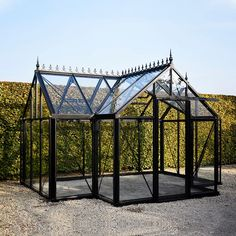 x ft. Greenhouse-J-ORA S - The Home Depot - Exaco Junior Orangerie ft. x ft. Greenhouse-J-ORA S – The Home Depot Source by - Diy Greenhouse Plans, Small Greenhouse, Outdoor Spaces, Outdoor Living, Porches, Best Insulation, Potting Sheds, Diy Fire Pit, Old World Style