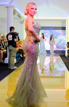 #impero #couture #sfilata #milano #2014 #bridal #cocktail #dress #abiti #fashion #gown