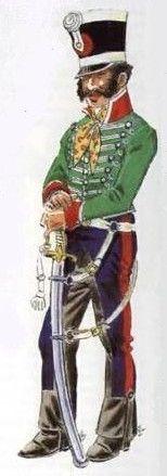 Húsares de Navarra Empire, Napoleonic Wars, Samurai, Spanish, Army, Military, Pictures, Military Uniforms, Soldiers